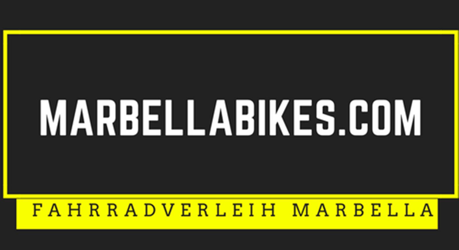 Fahrradverleih Marbella
